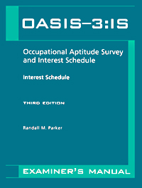 Occupational Aptitude Survey and Interest Schedule-Third Edition (OASIS-3): Interest Schedule — Third Edition Image