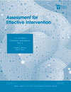 Assessment for Effective Intervention (AEI) Image