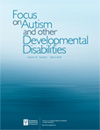 Focus on Autism and Other Developmental Disabilities (FOCUS) Image