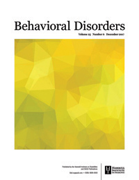 Behavioral Disorders (BD) Image